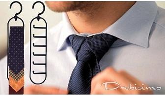 Закачалка за колани и вратовръзки