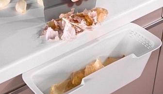 Закачащ се кош за смет Tescoma от серия Clean Kit
