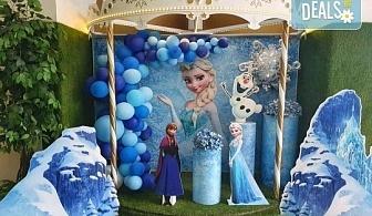 Заложете на запомнящи аранжировки за Вашия празник! Украса за Вашия празник с Декорации с Любов.