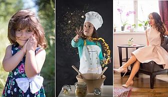Запечатайте всеки миг с детска, семейна или лична фотосесия - в студио или на открито от фотостудио Arsov Image!