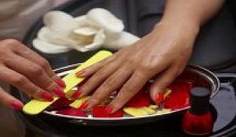 Запечатване на ноктите - невероятна, възстановителна процедура за нокти само за 11.90 лв. от салон Натали