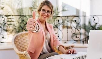 Запишете се на онлайн курс по английски език (ниво B1) или немски език (ниво B1) + IQ тест от onlexpa.com!