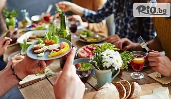 Заповядай в RANCHERO STEAKHOUSE by Bodega и се наслади на куп вкусни ястия и то с неограничена консумация!