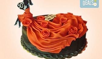 За завършване! Торта за ученици, абитуриенти, абсолвенти, докторанти, учени с красив дизайн от Сладкарница Джорджо Джани