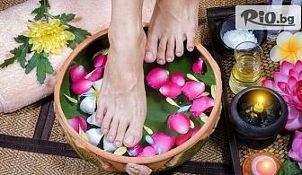 За здраве и релакс! Сауна, йонна детоксикация и антицелулитен ръчен масаж, от Салон за красота Марбена