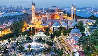 Зимна оферта за Истанбул от Варна и Бургас с Караджъ Турс! 2 нощувки със закуски в хотел 2*/3*, транспорт, класически тур в Истанбул и бонус програми