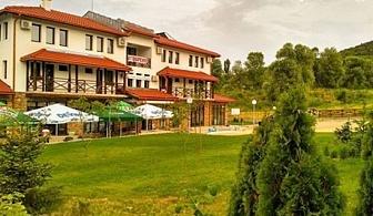 Зимна почивка край Хасково. Нощувка със закуска и вечеря в НОВООТКРИТИЯ семеен хотел Хефес