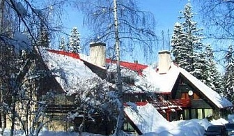 Зимна приказка в Боровец! Нощувка, закуска, сух обяд и вечеря + сауна и парна баня само за 52 лв. в хотел Бреза***