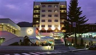 Златна есен в Девин, релаксиращо преживяване със закуска и вечеря за двама в СПА Хотел Девин