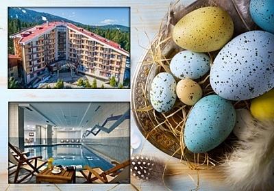 027d8a83fb7 Великден в Боровец! 3 нощувки на човек със закуски, великденски обяд и  вечери + басейн и релакс зона в хотел Флора****